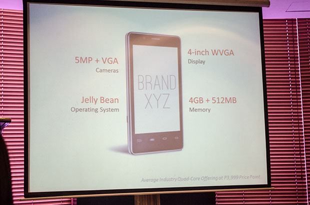 Cherry Mobile Flare 3 vs Other Brands