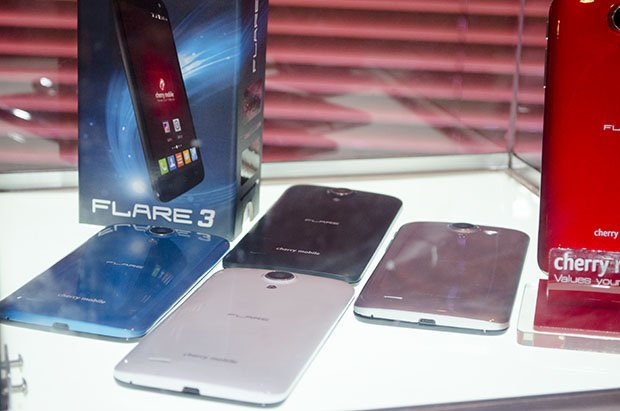 Cherry Mobile Flare 3: 5 Inch qHD Screen, Quad Core CPU and 8GB ROM at Php3,999!