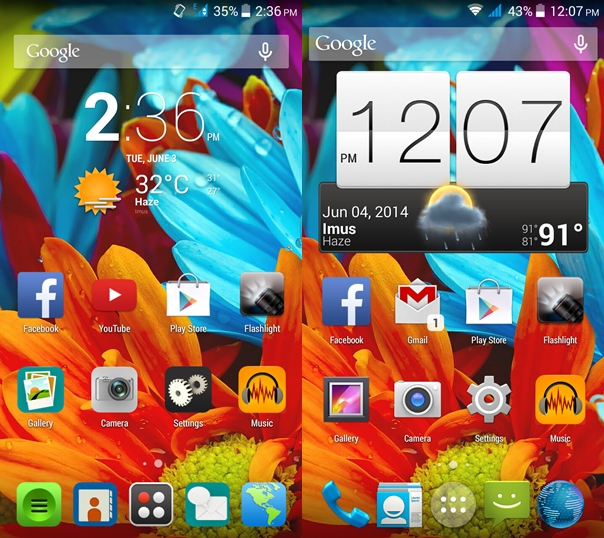 Homescreen-O+-Plus-Air-Android-Phone
