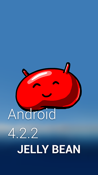 Android 4.2 Jelly Bean, upgrade to Android 4.4.2 Kitkat