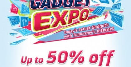 Smart Bro Gadget Expo