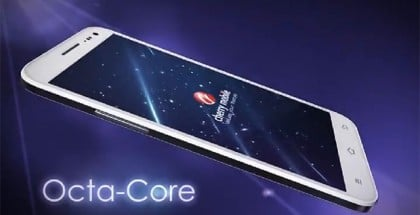 Cherry Mobile Cosmos One Octa-core CPU