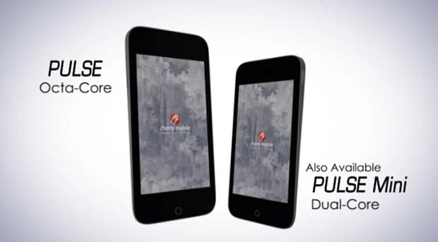 Cherry Mobile Pulse with Pulse Mini