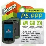 Cherry Mobile Rover: rugged Android smartphone for Php5,999