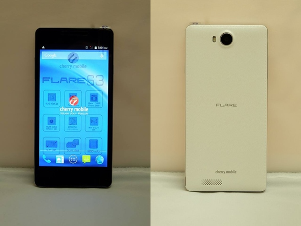 Cherry Mobile Flare S3 Better Than The Flare 3 For The