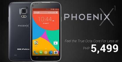 SKK Mobile Phoenix X1 Price