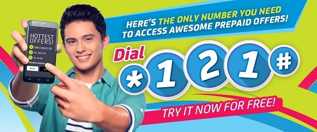 Smart all-in-one access for prepaid