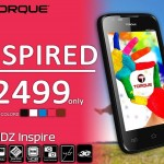 Torque Droidz Inspire: 4-inch dual-core smartphone for Php2499