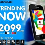 Torque Droidz Trend: dual-core Android smartphone for Php2099