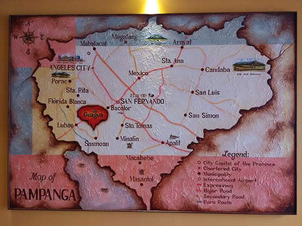 Razon's Map