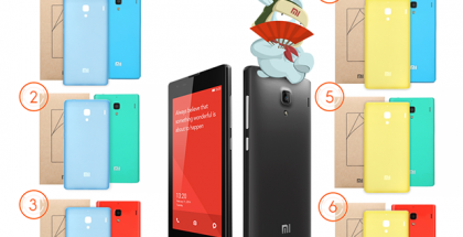 Redmi 1S Accessory Bundle