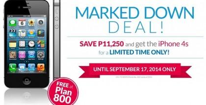 Smart Plan 800 free iPhone 4S
