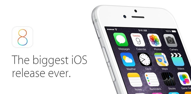 iOS 8 is now available