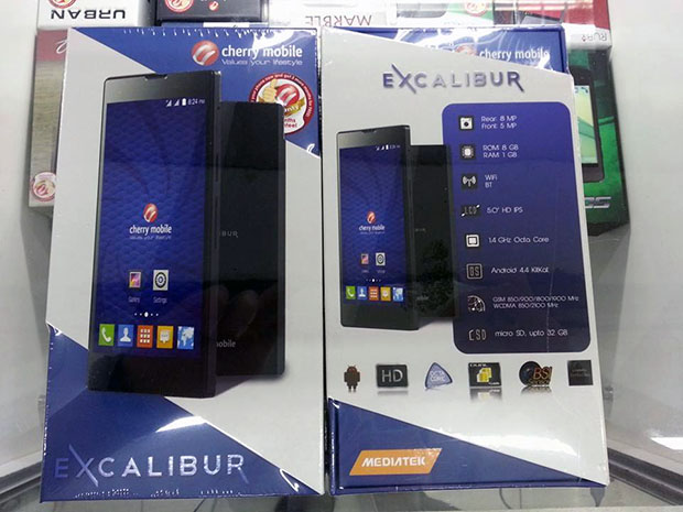 Cherry Mobile Excalibur