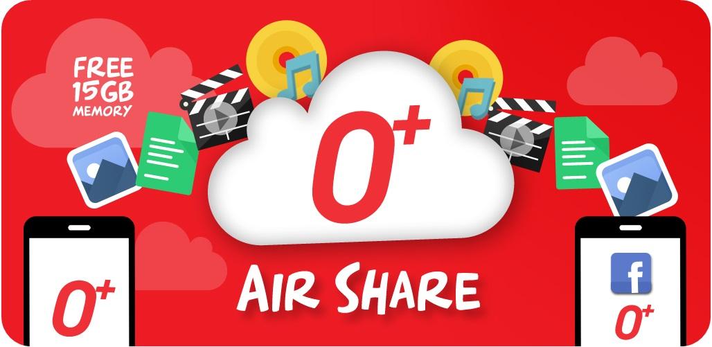 O+ Air Share