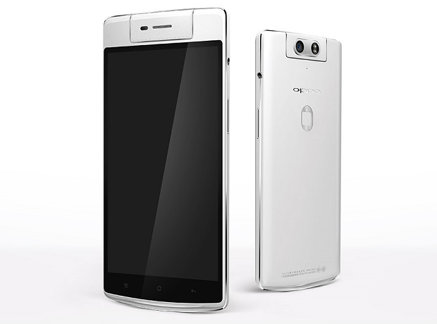 Oppo N3 unveiled: a flagship selfie smartphone with a motorized camera