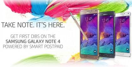 Smart Samsung Galaxy Note 4