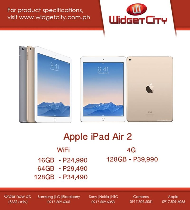 ipad air 2 ph wc