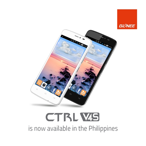 Gionee-CTRL-V4S-Philippines