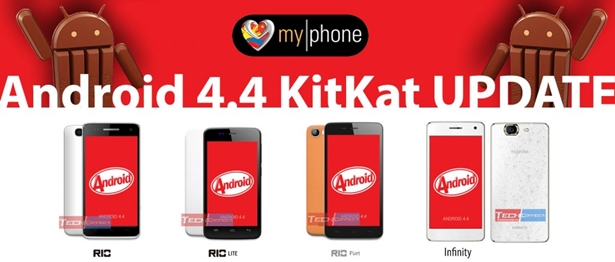 MyPhone-Android-4.4-Kitkat-update