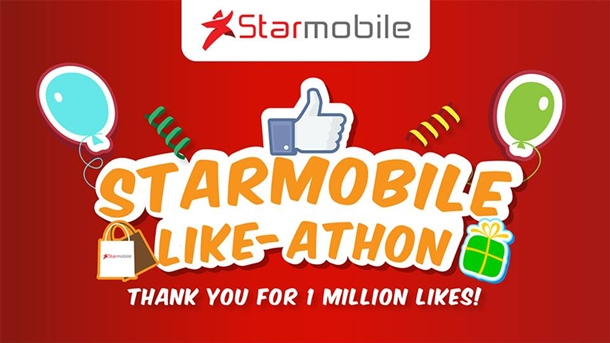 Starmobile-Like-athon-Sale