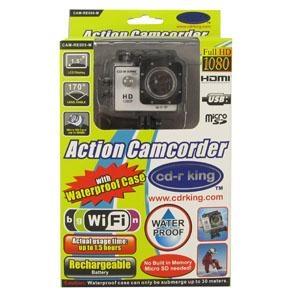 cd r king action camcorder an affordable go pro alternative noypigeeks. Black Bedroom Furniture Sets. Home Design Ideas