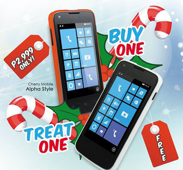 Cherry Mobile Alpha Style Sale