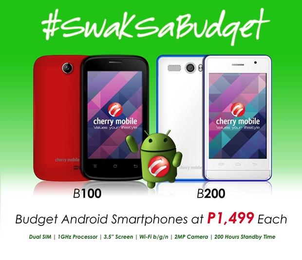 Cherry-Mobile-B100-B200-Specs-Price