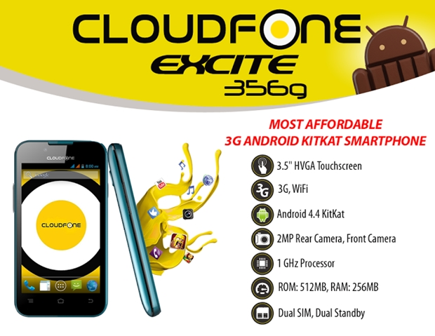 Cloudfone-Excite-356g