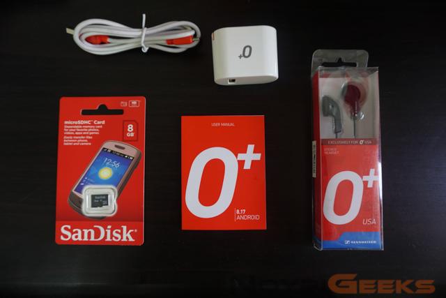 O+ 8.17 accessories