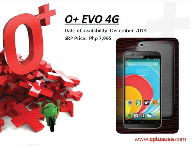 O-Plus-EVO-4G-Specs-Price