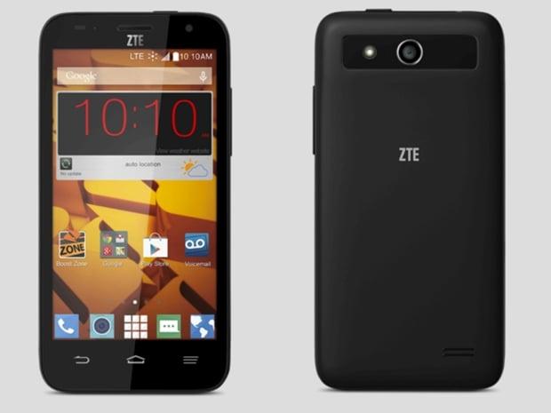 ZTE-Speed