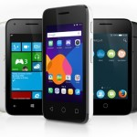 Alcatel introduces Pixi smartphones, can run Android, Windows, or Firefox OS