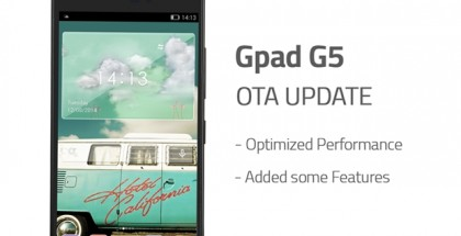 Gionee-Gpad-G5-Update