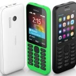 Nokia 215 is Microsoft's cheapest Internet phone