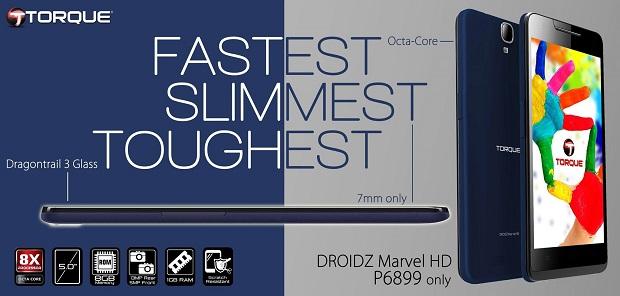 Torque Droidz Marvel HD (1)