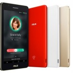 Asus announces Fonepad 8, Fonepad 7, MeMO Pad 7 in the Philippines