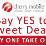 Cherry Mobile offers sweet Valentine's Day Deal: buy one Flare Dash, take one free
