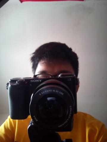 Front camera sample