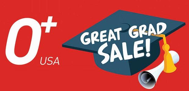 Oplus USA Great Grad Sale