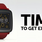 Pebble Time smartwatch announced on Kickstarter