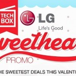 Buy 1 Take 1 promo to launch at Techbox for LG G2, LG P713, LG E425