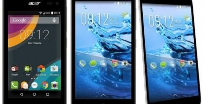Acer Liquid Jade Z, Liquid Z520, Liquid Z220