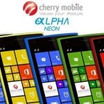 Cherry Mobile Alpha Neon announced