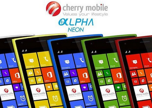 Cherry Mobile Alpha Neon