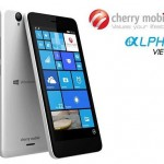 Cherry Mobile Alpha View: 6-inch HD display, Windows Phone 8.1, Snapdragon 200