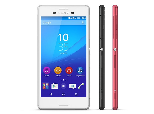 Sony Xperia M4 Aqua: mid-range smartphone with two-day