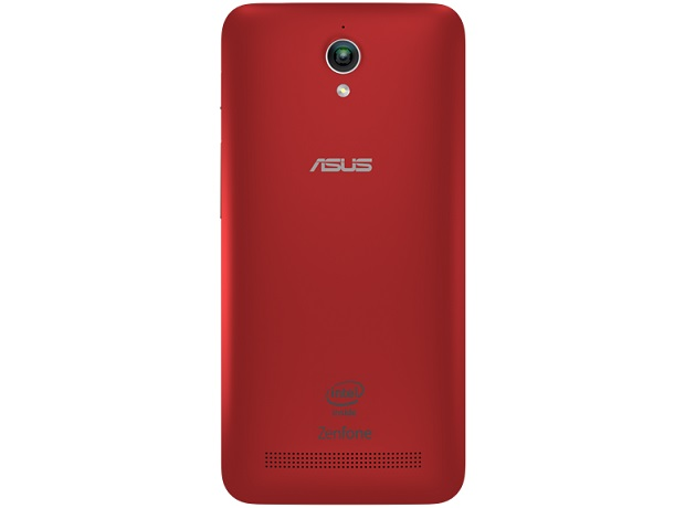 Asus ZenFone C red back