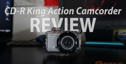 CD-R King Action Camcorder Review - NoypiGeeks
