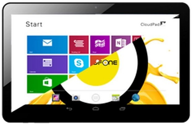 Cloudfone Epic 7.1, Epic 8.9 tablets